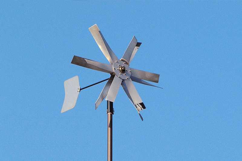 Как это сделано ветряк