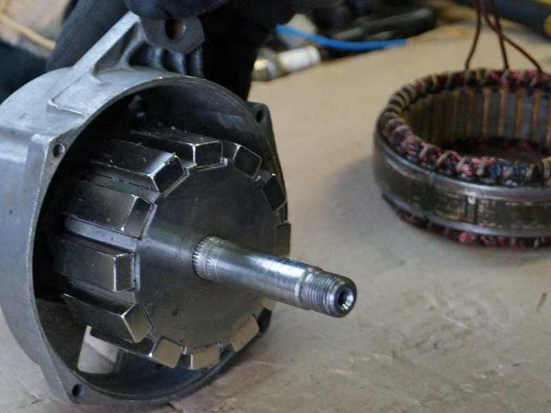 Электродвигатель с неодимовыми магнитами своими руками 96