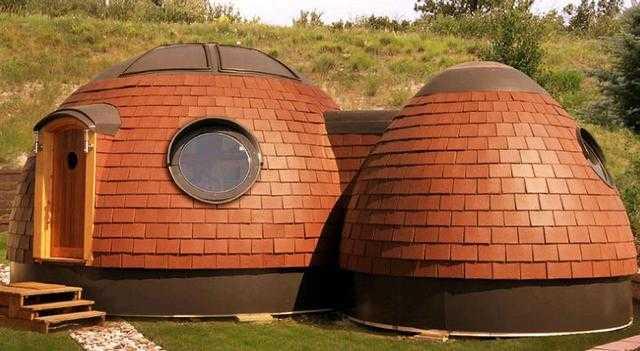 Купольные дома: красиво, комфортно и экономично