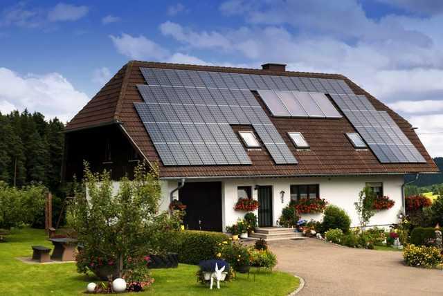 Энергоэффективный дом: время попрощаться с большими расходами на коммуналку