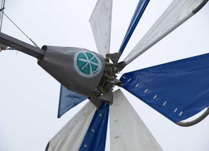 Что такое ветрогенератор Третьякова?
