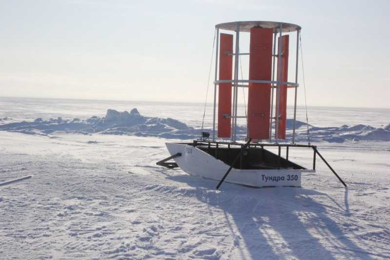Вертикальный ветрогенератор: принцип работы