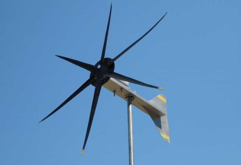 Ветряной насос: устройство и характеристики