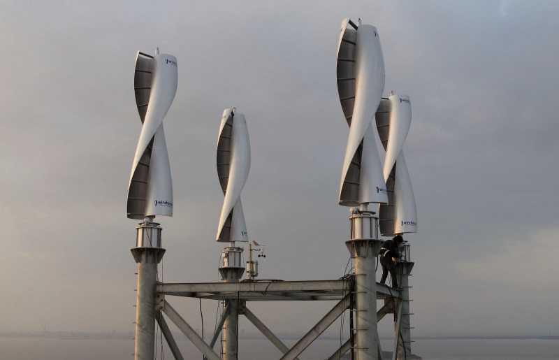 Создаем ветрогенератор Савониуса своими руками