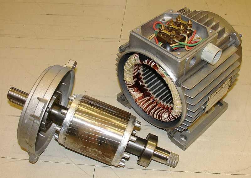 Как сделать генератор для ветряка из асинхронного двигателя своими руками