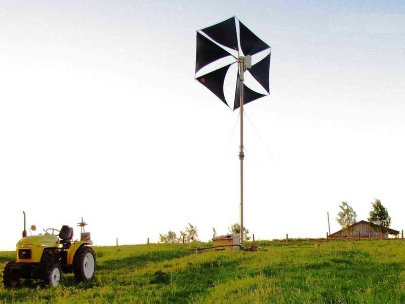 Какие виды ветрогенераторов наиболее эффективны: особенности, достоинства и недостатки