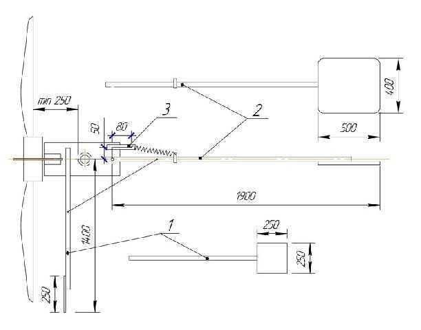 Ветрогенератор: защита от сильного ветра своими руками