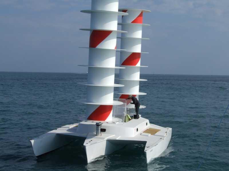 Особенности ветрогенератора для яхты: использование альтернативных источников питания на судне