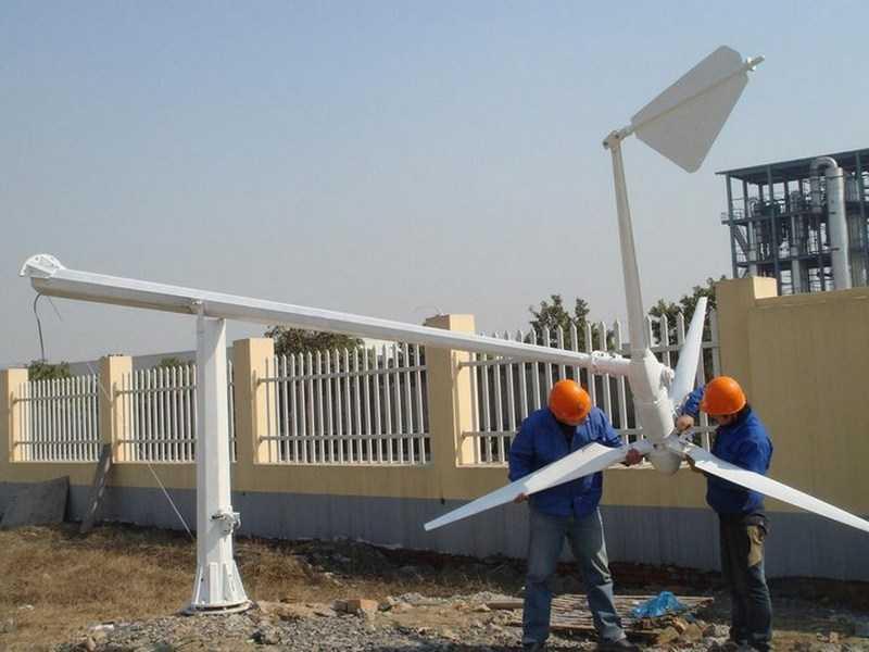Сооружение мачты для ветрогенератора: обзор конструкций, выбор и сборка самодельных ветряков