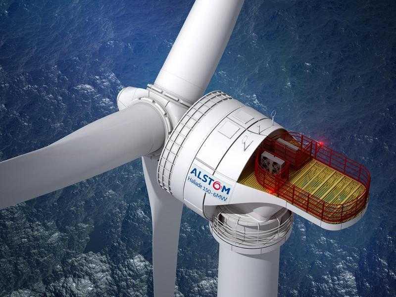 Устройство промышленных ветрогенераторов большой мощности: размеры ветряка, сравнительные характеристики и промышленное применение
