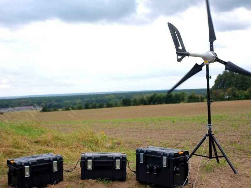 Способ преобразования энергии ветра в электрическую энергию: устройство и принципы работы ветрогенератора