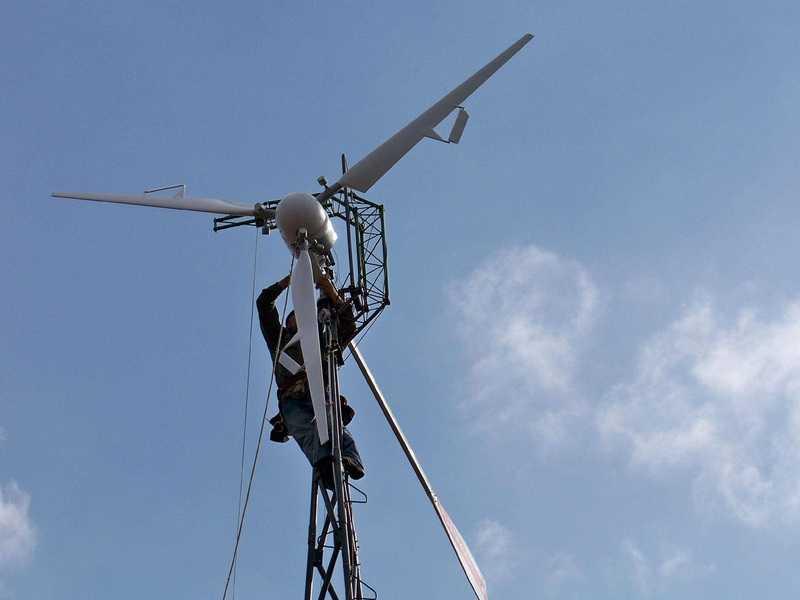 Как сделать свой ветрогенератор 661