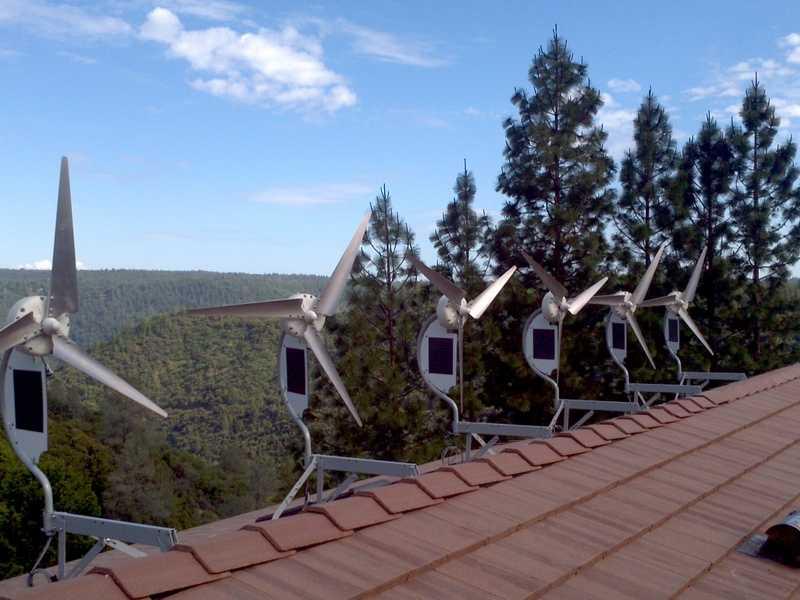 Использование ветра как альтернативного источника энергии: виды, проблемы и возможности ветрогенераторных установок