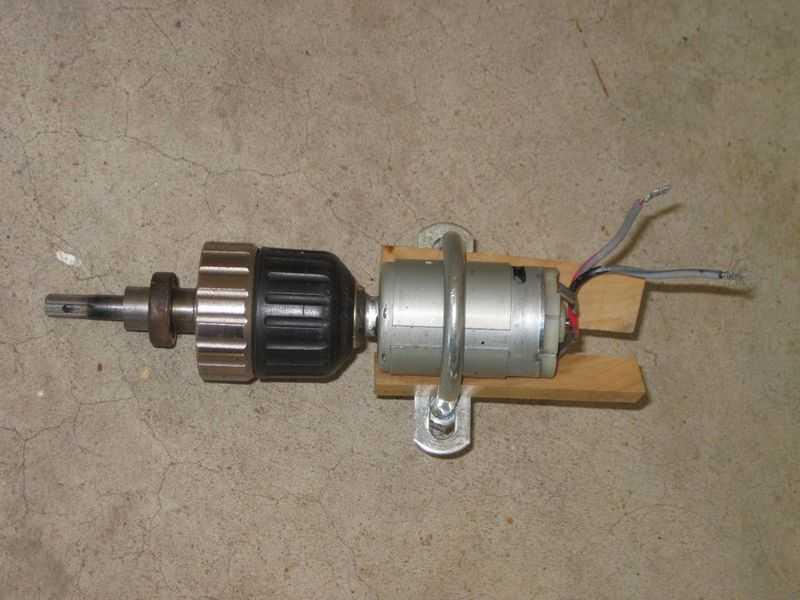 Создание ветрогенератора из шуруповерта своими руками: инструкция по сборке ротора