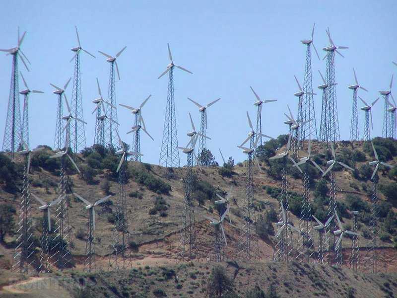 Самые крупные ветровые электростанции мира: виды, плюсы и экономическое обоснование строительства