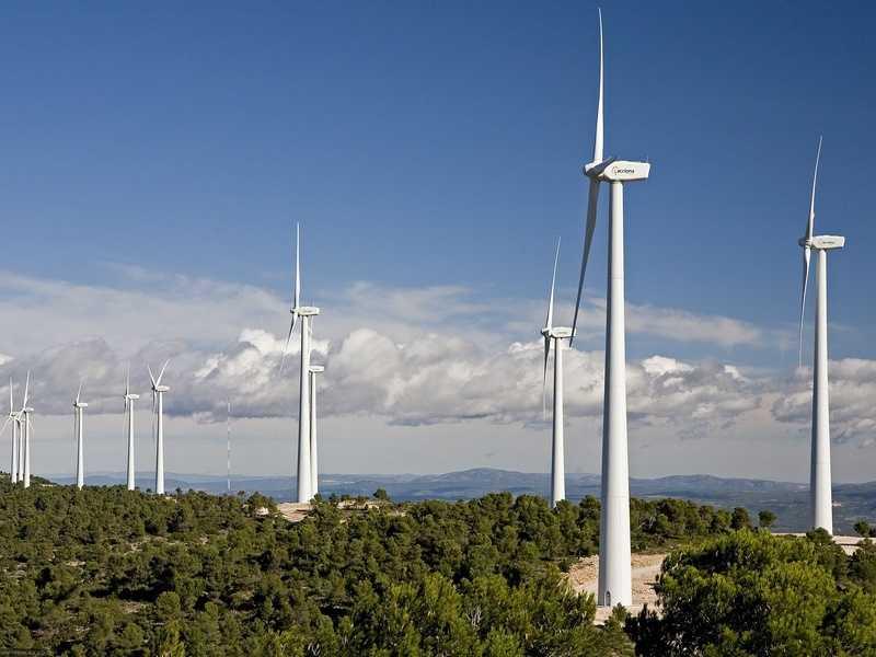 Использование ветроэнергетики в России: самая крупная ветровая электростанция, состояние и перспективы развития