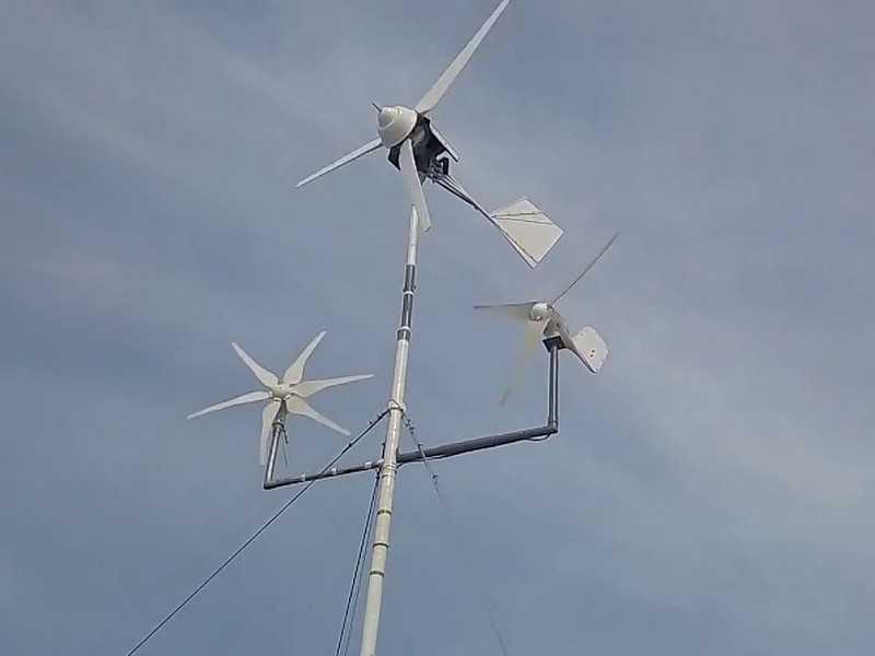 Правильный расчет ветрогенератора: что нужно учитывать при подсчете мощности ветроколеса?
