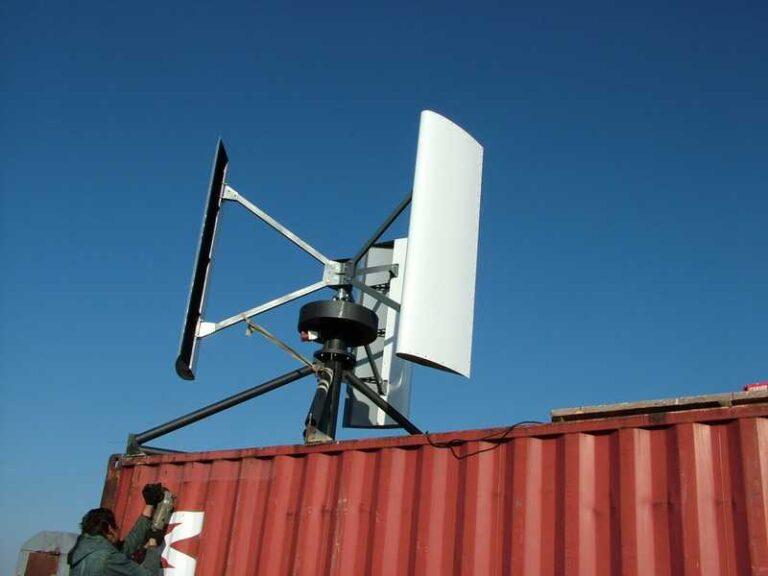 Надежный тихоходный ветряк: что представляет собой и как использовать энергию слабых ветров?