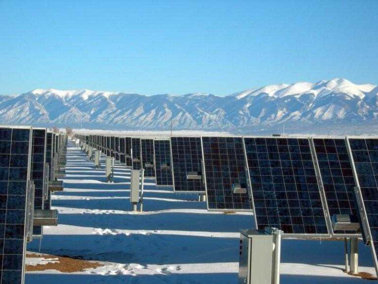 Солнечные электростанции, фото