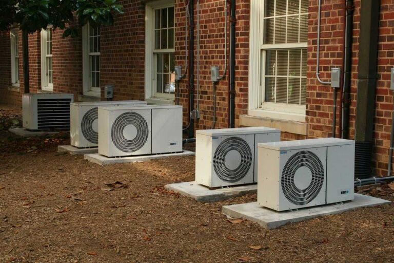 Тепловой насос воздух-воздух, фото