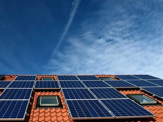 Альтернативный источник энергии — солнечные батареи на дачу 10 кВт