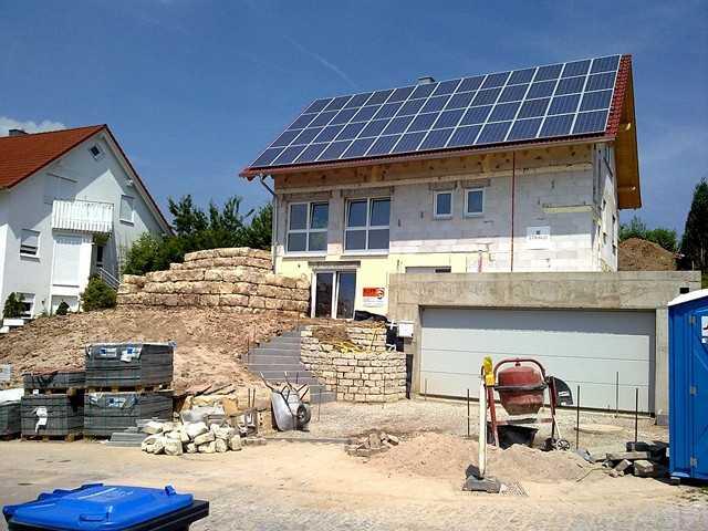 Отопление дома гелиосистемой - как использовать бесплатную энергию от солнца?
