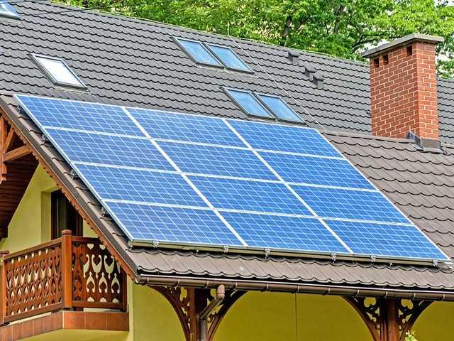 «В ногу со временем» - надежное солнечное отопление частного дома