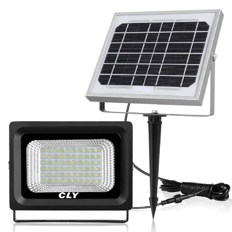 Прожекторы светодиодные на солнечных батареях